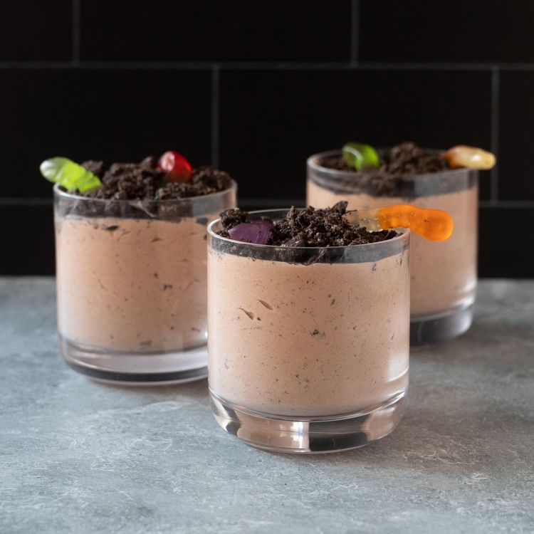 Individual Pudding Dirt Cups Tester Image