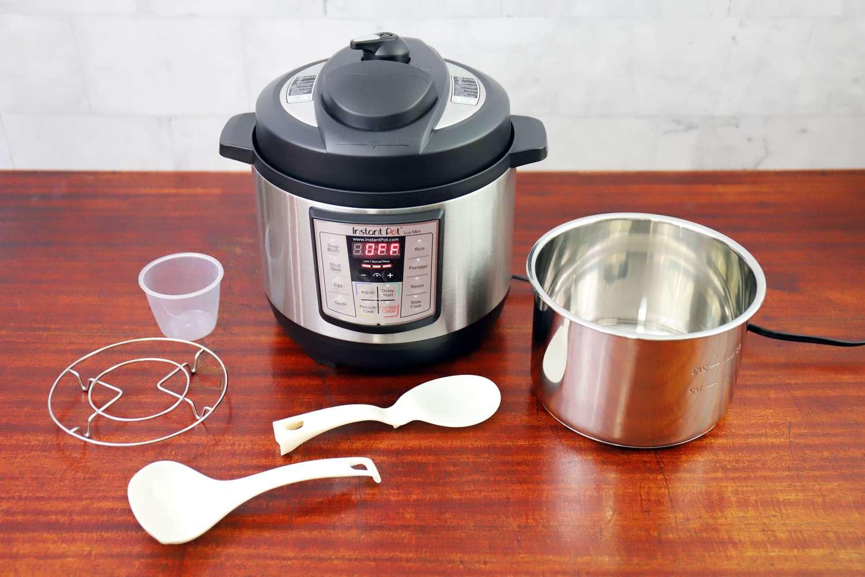 Instant Pot Lux Mini 6-in-1 Pressure Cooker