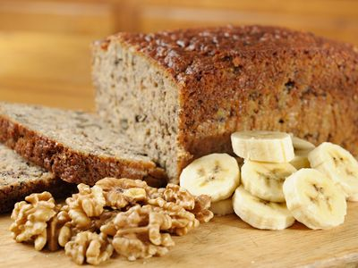 Favorite banana nut bread recipe use your overripe bananas in this simple banana bread forumfinder Image collections