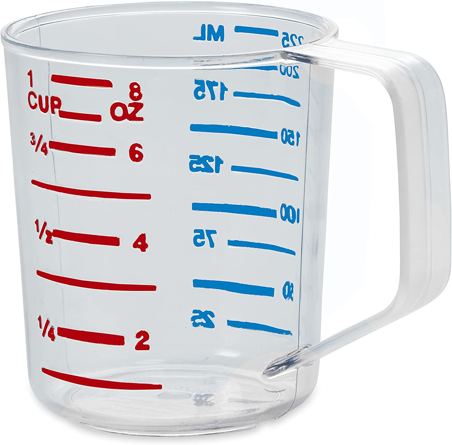 Rubbermaid Commercial Products 1 Cup Bouncer Measuring Cup