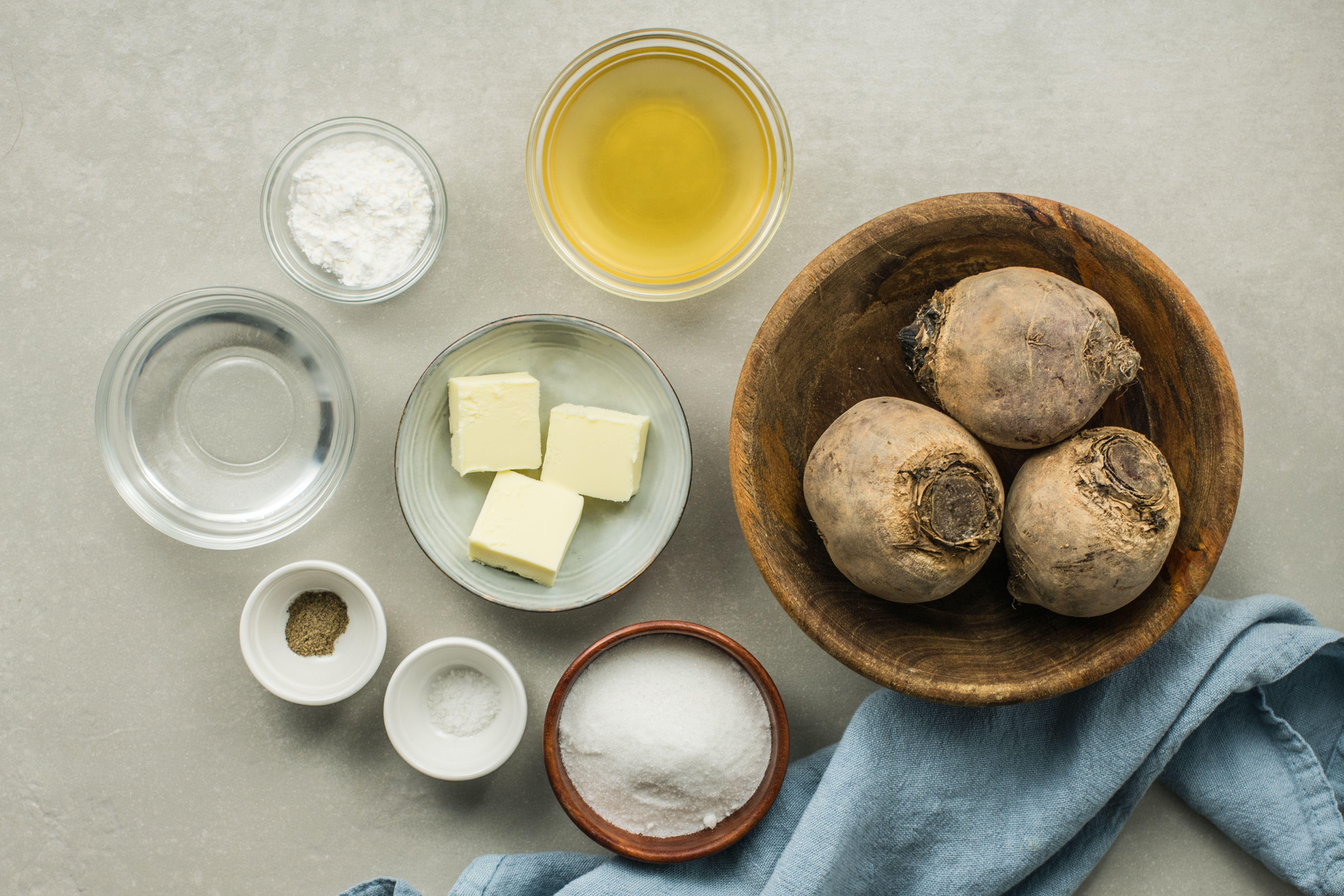 Harvard Beets Recipe ingredients