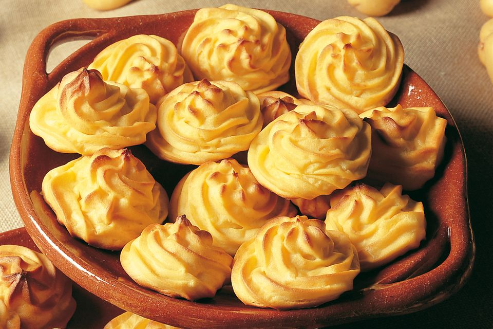 Duchesse potatoes