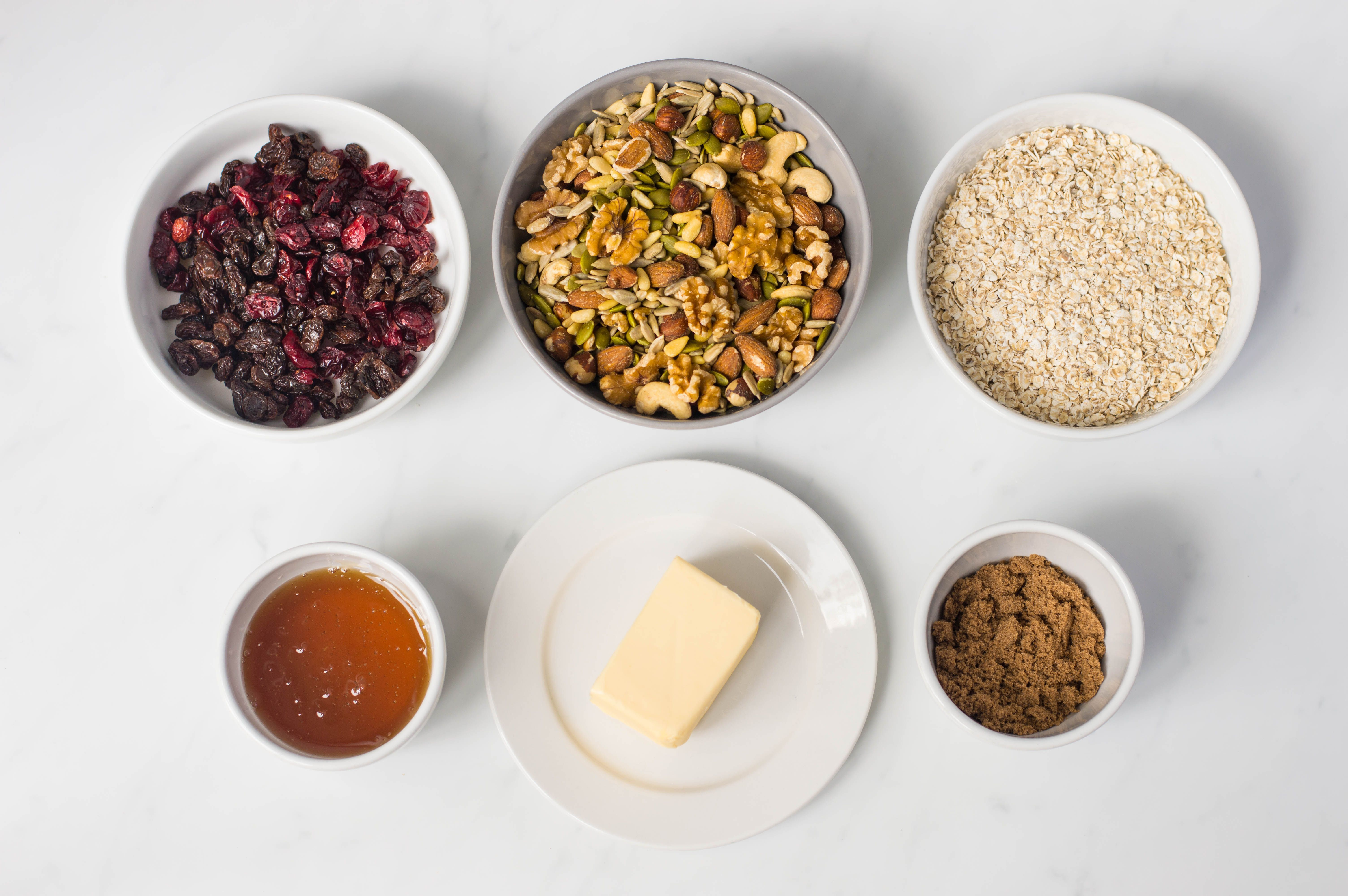Easy and Healthy Muesli Flapjack Bars Recipe