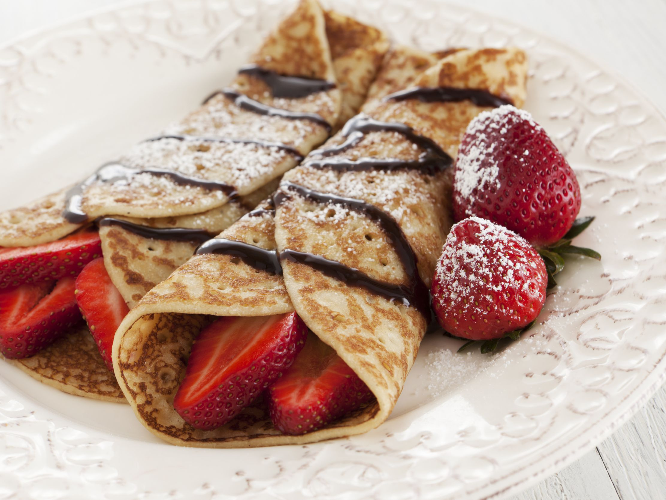 Make Your Own Sweet Or Savory Crepes