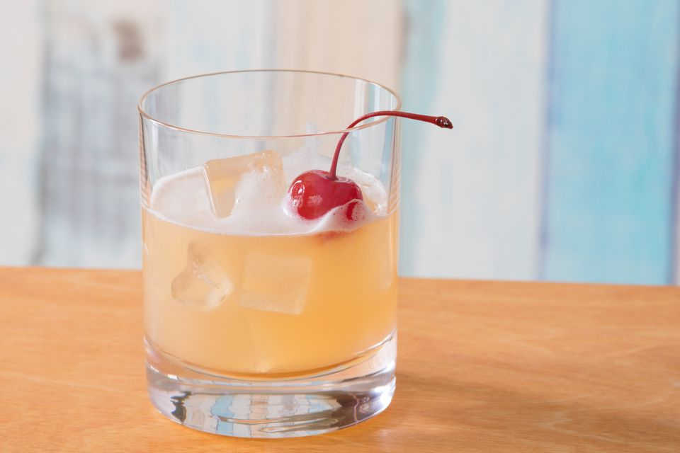 Whiskey Sour 101 With Wild Turkey Bourbon