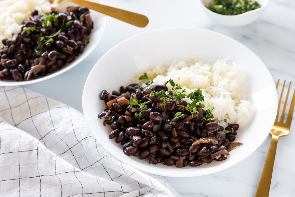 Easy Homemade Black Beans Recipe From Scratch