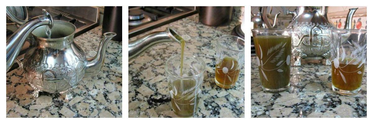 Wash the Tea and Discard the Murky Liquid