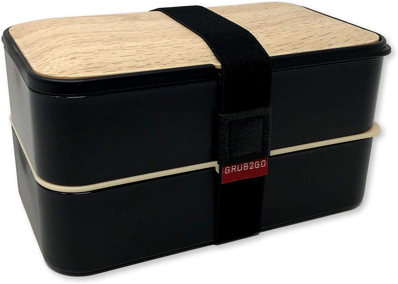 Grub2Go The Original Japanese Bento Box
