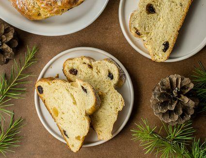 Czech Christmas bread recipe