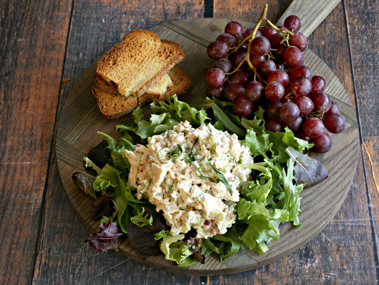 Chicken Salad Recipe Tarragon