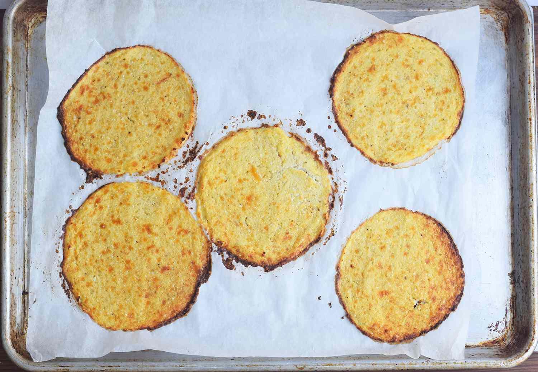 bake cauliflower tortillas