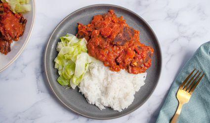 African biltong stew recipe