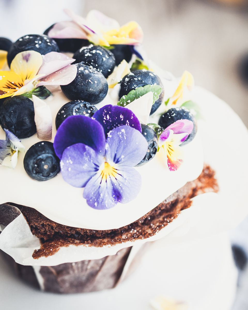 How To Make Candied Violets