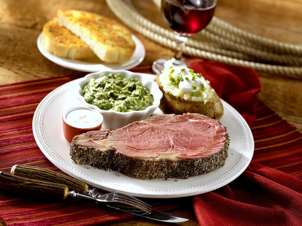 prime rib recipe with herbs and garlic
