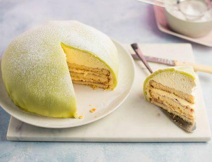 Princess cake Prinsesstarta recipe