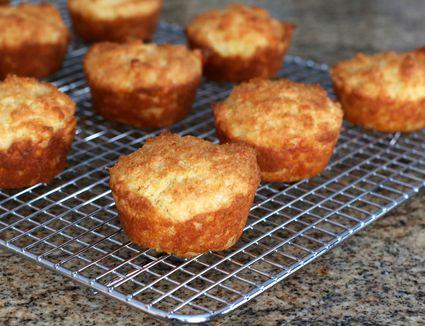 cheese corn muffins