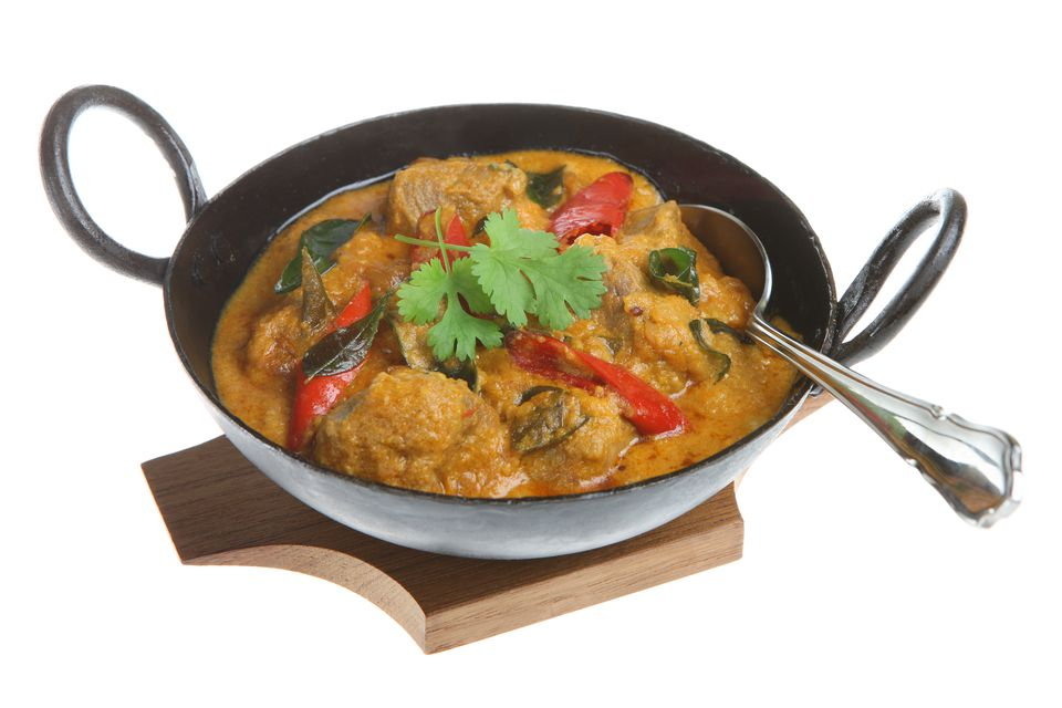 Bohri Lamb Curry