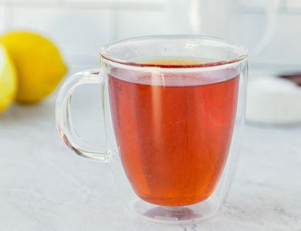 Simple Middle Eastern Lemon Tea