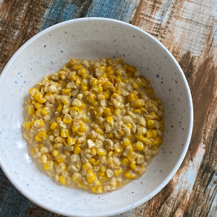 Homemade Cream Style Corn - Tester Image