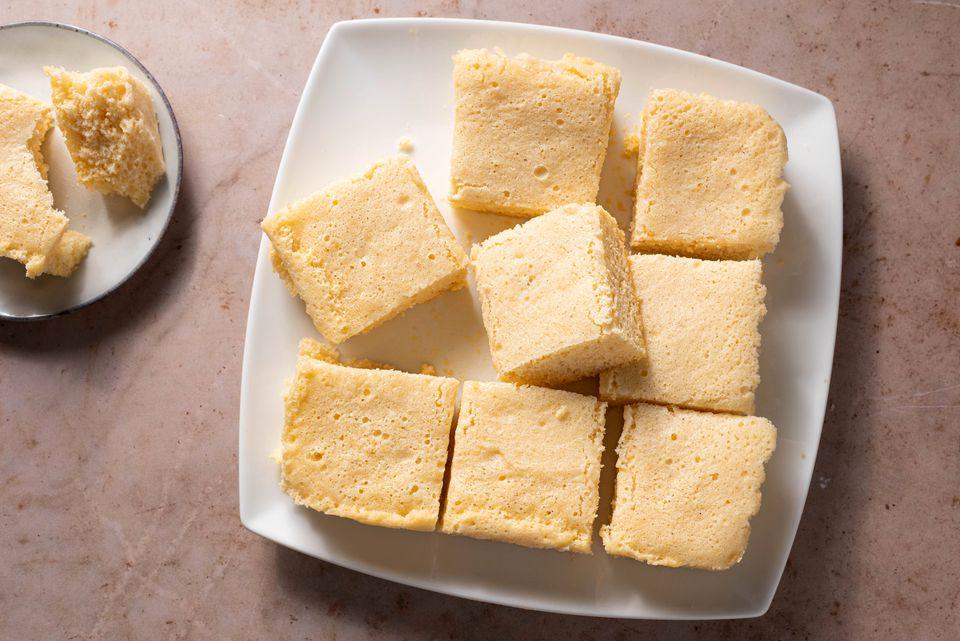 Chinese Sponge Cake Recipe
