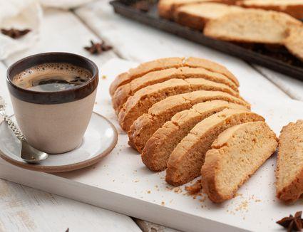 Double anise biscotti recipe