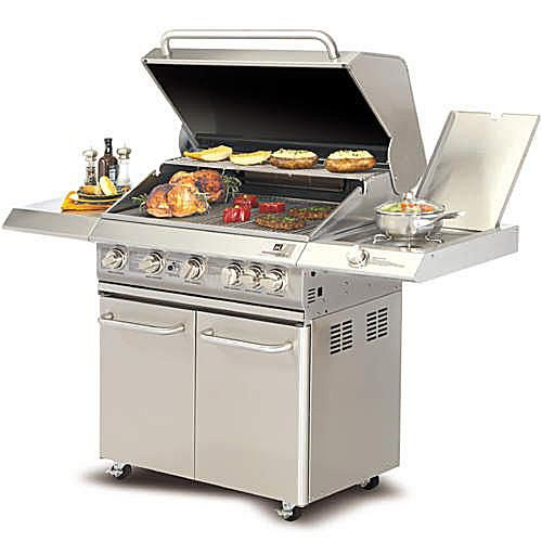Members Mark 32-Inch SS Gas Grill