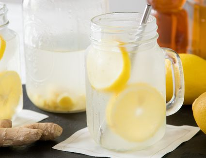 Honey-Ginger Switchel Recipe