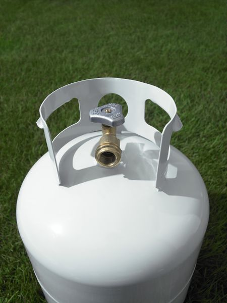is it better to exchange or refill your propane tank