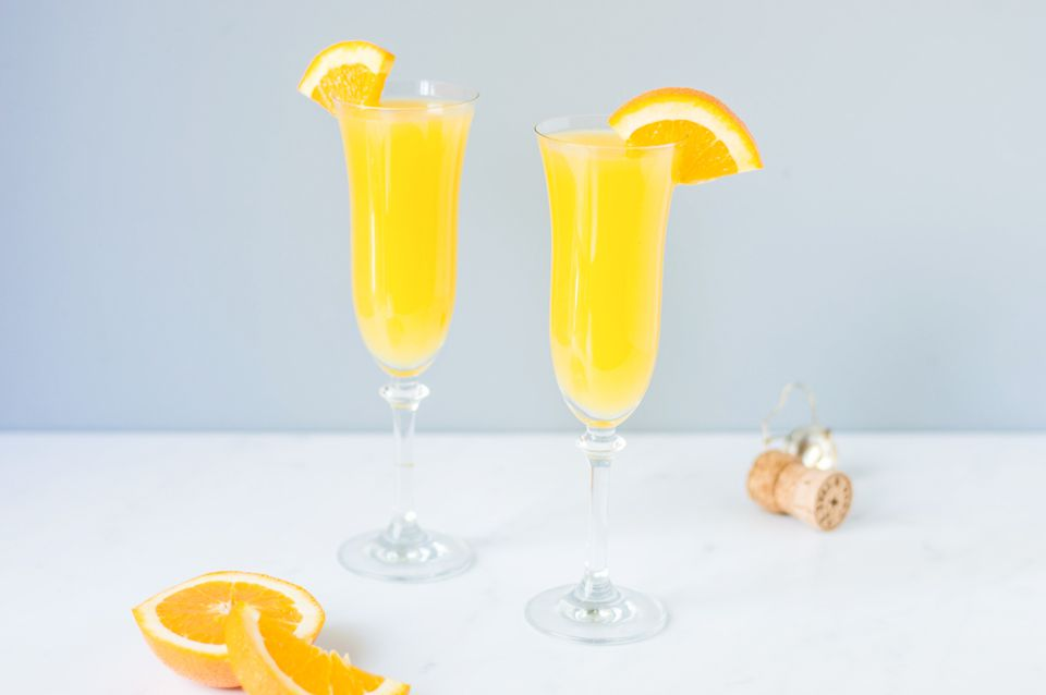 The Classic Mimosa Recipe Always A Brunch Favorite