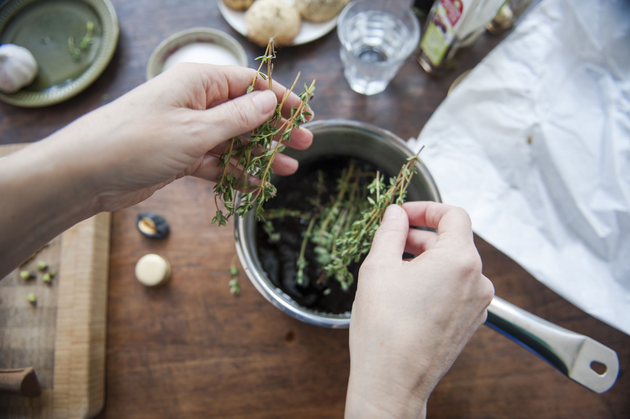 Learn How Thyme Is Used In Cooking