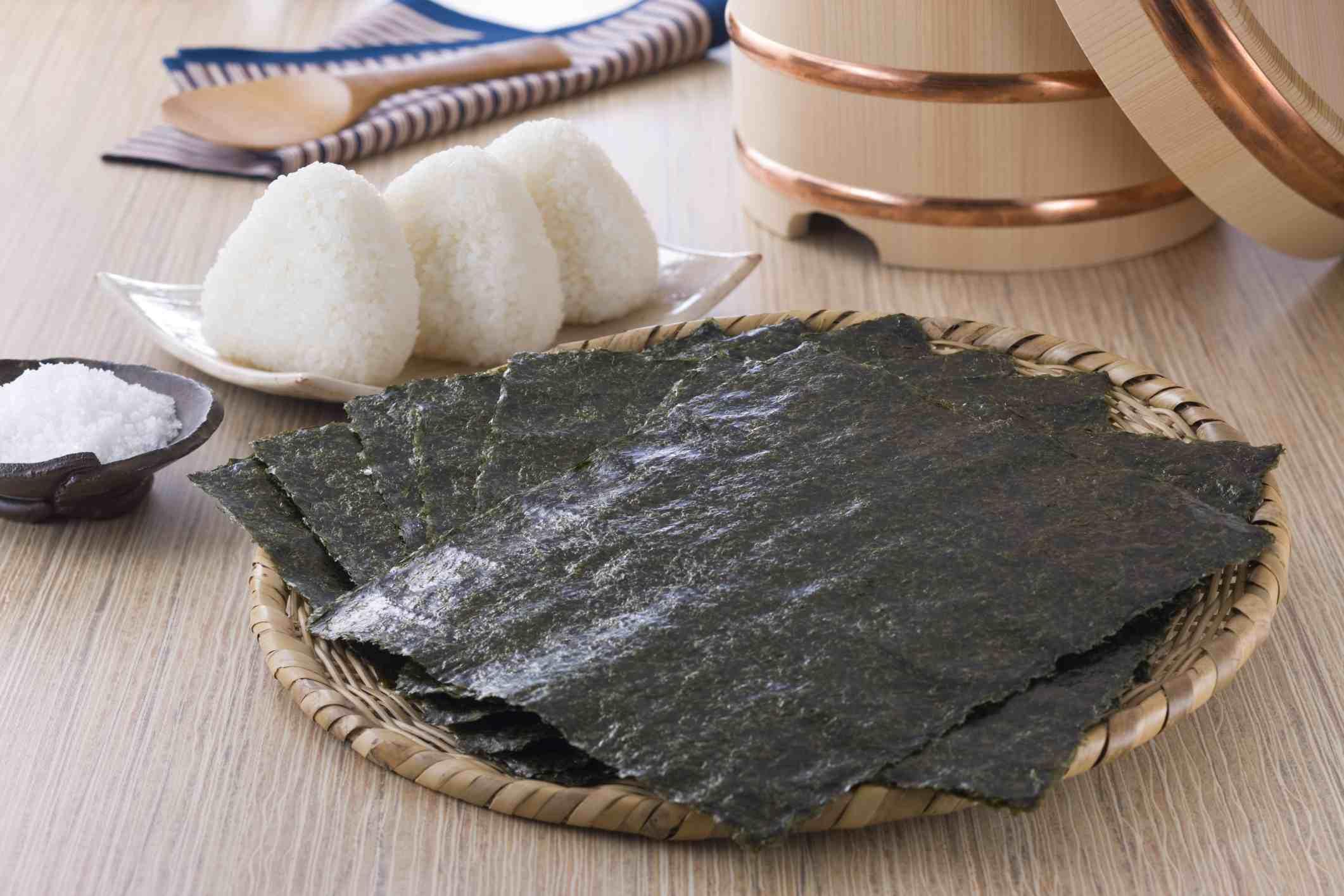 Nori (Roasted Seaweed)