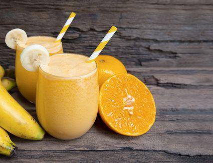 Banana Orange Juice