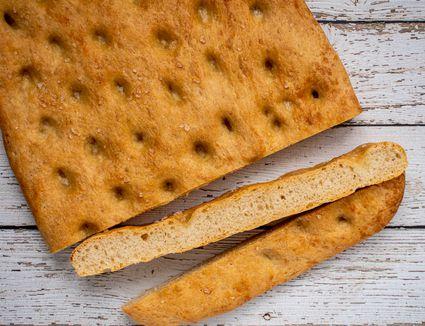 Tuscan Focaccia Bread