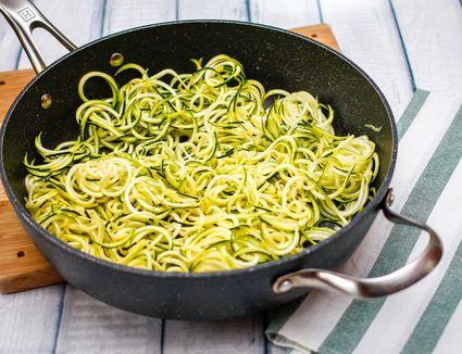 Spiralized Summer Squash recipe
