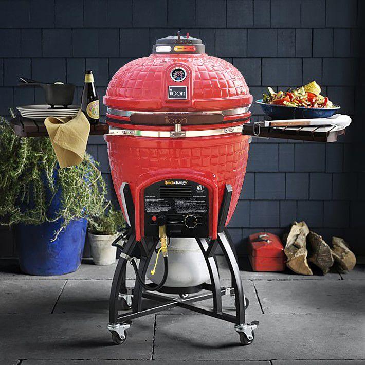 vision-icon-hybrid-red-kamado-grill