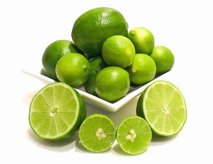 Persian Limes and Key Limes