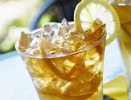 Leo DeGroff's Tully Tea Cocktail