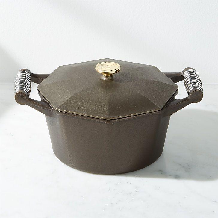 Finex 5-Quart Cast Iron Dutch Oven