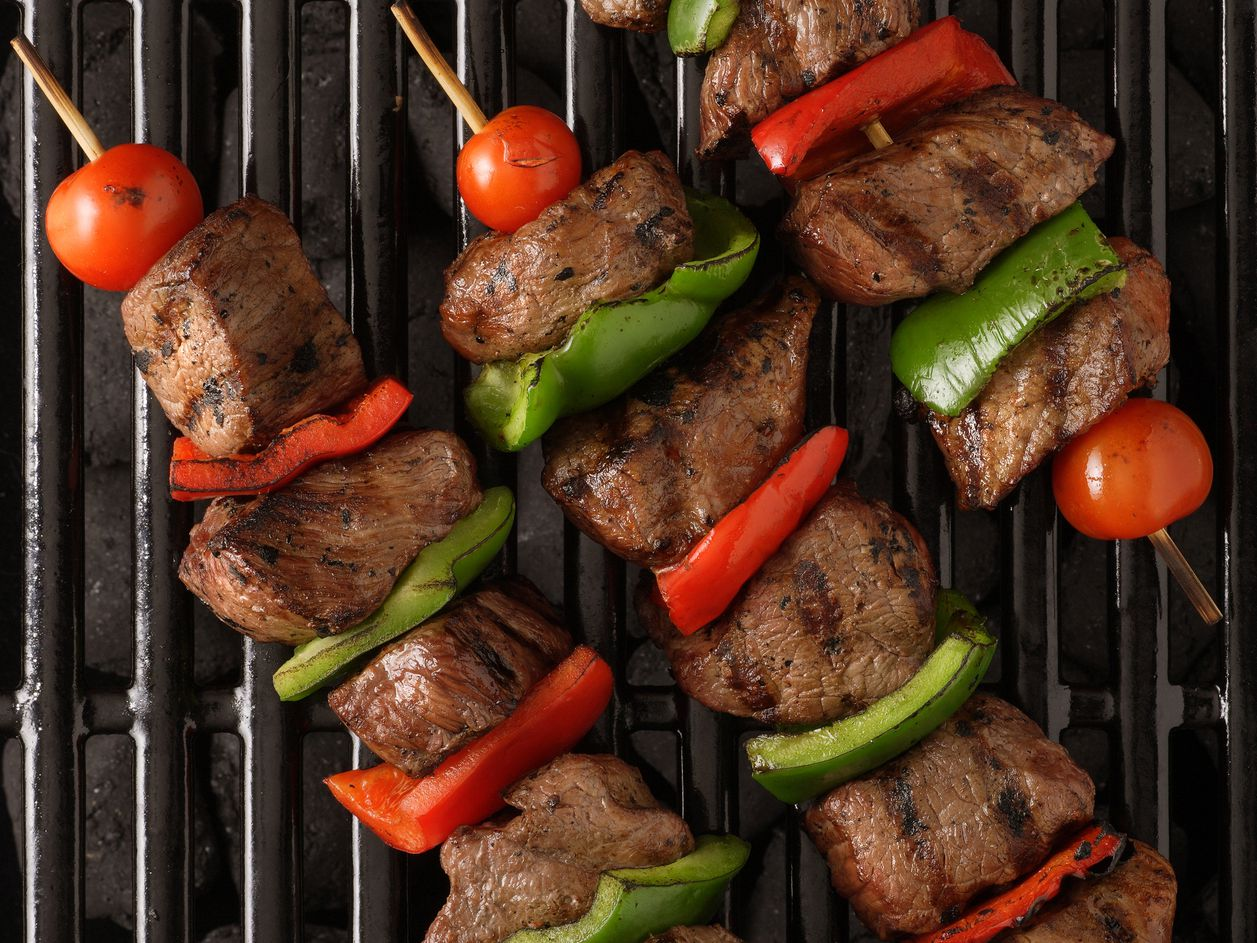 Beef for Making Best Shish Kebabs