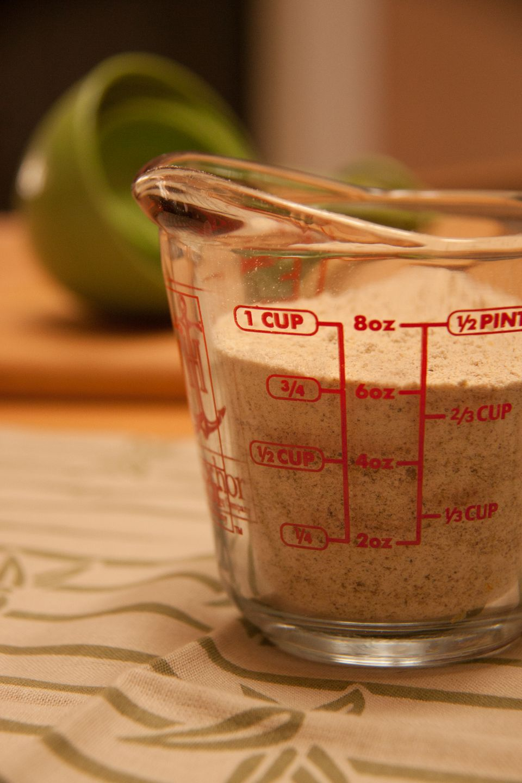 gluten free chestnut flour
