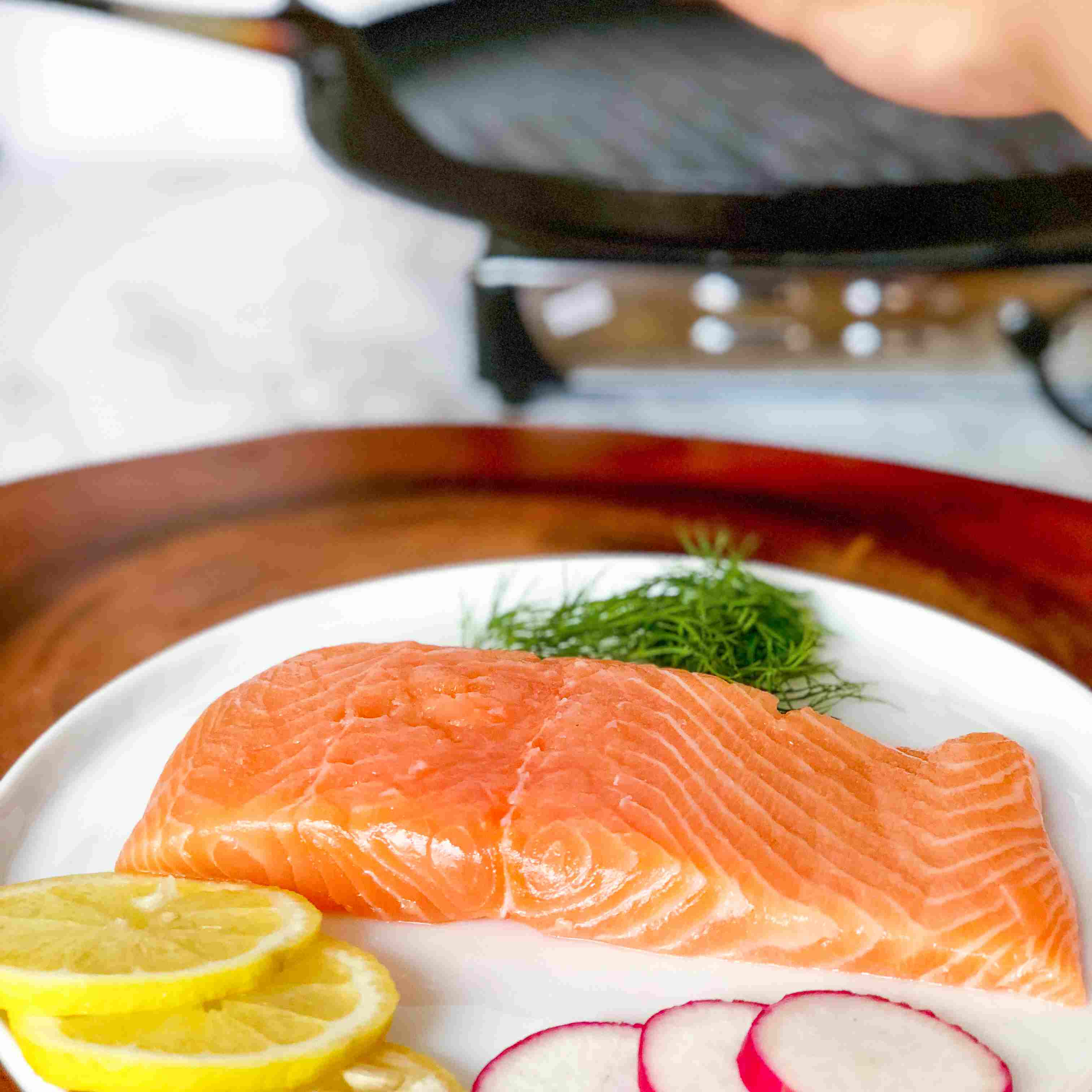 How to Grill Salmon in 3 Easy Steps