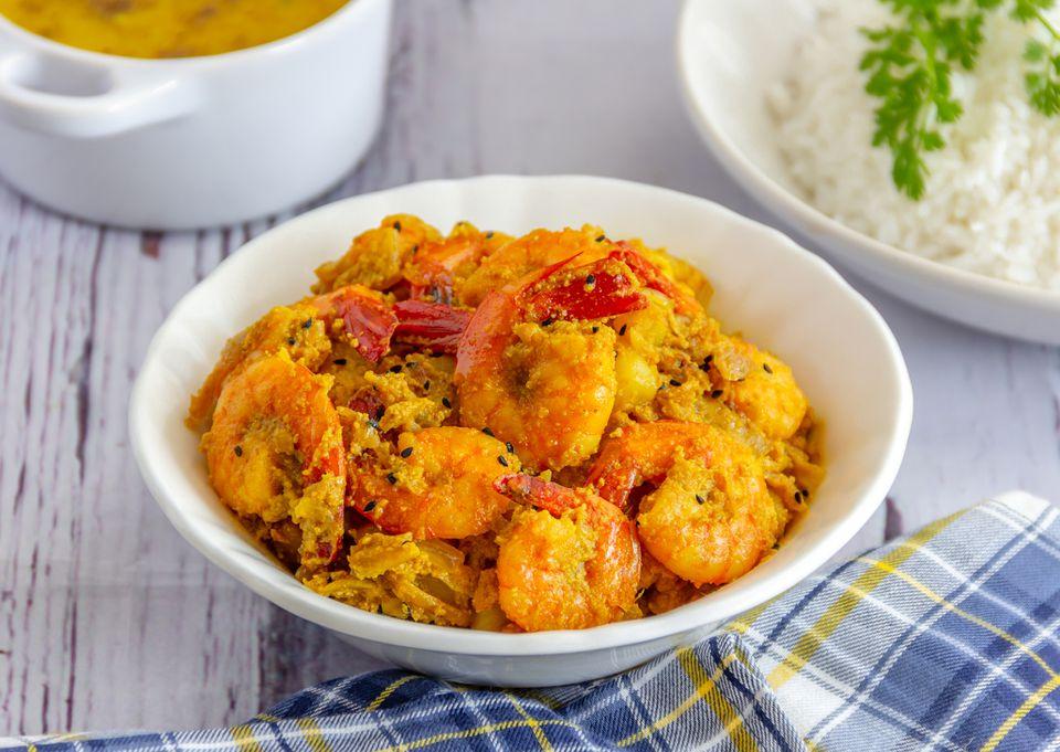 Goan Langostino Ambot Tik Curry