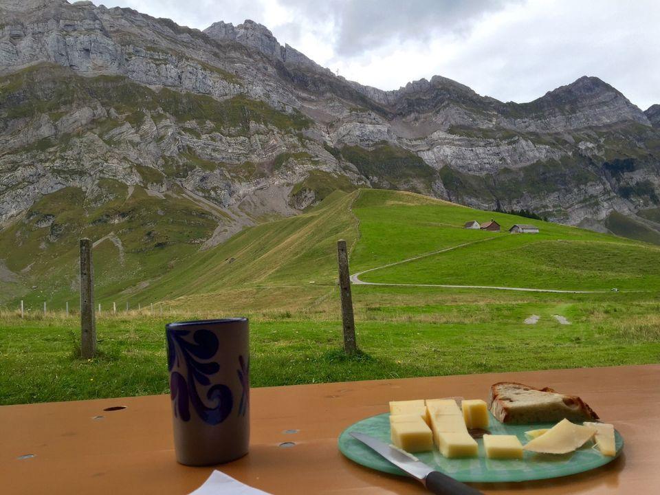 Le Marechal for breakfast