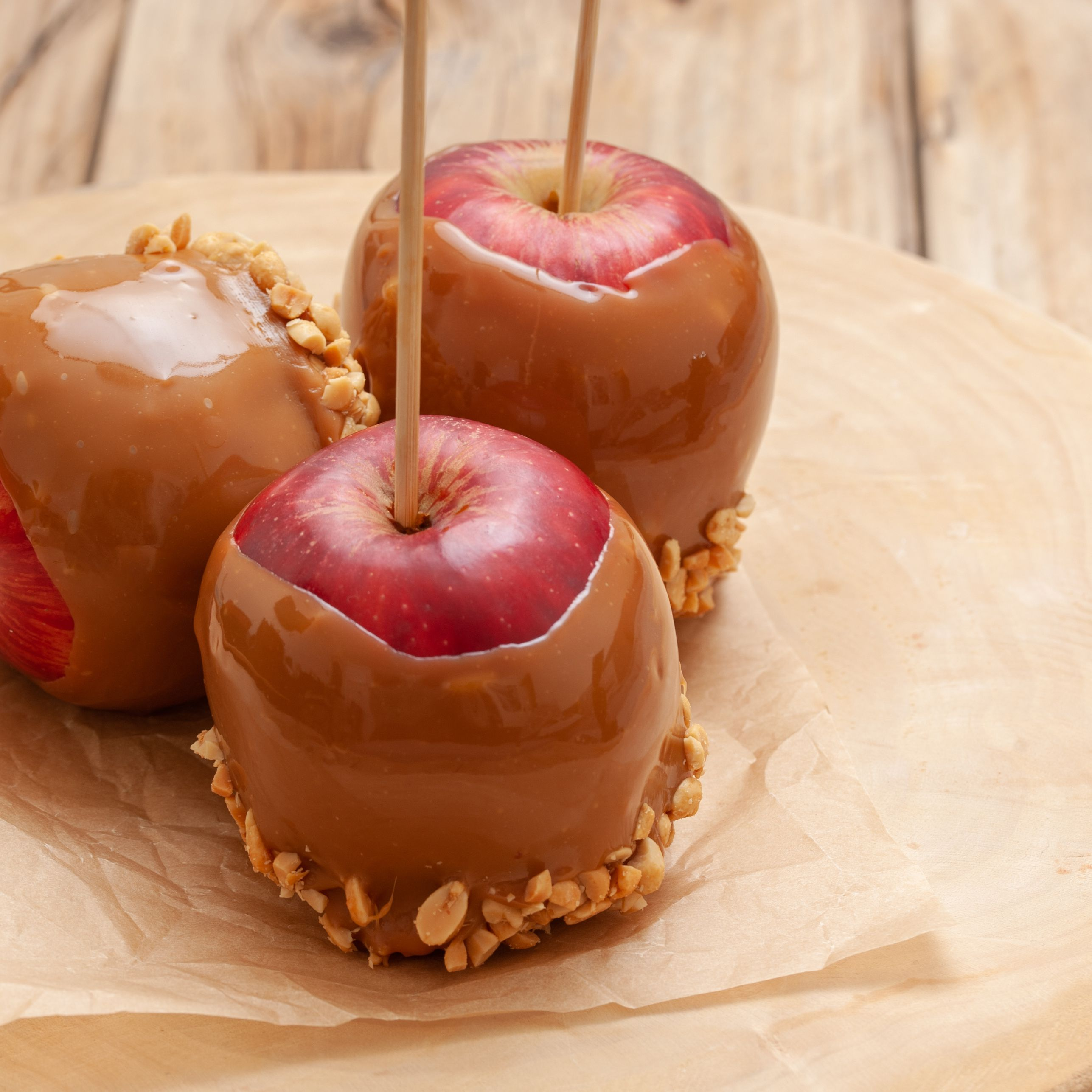 Homemade Caramel Apple Recipe