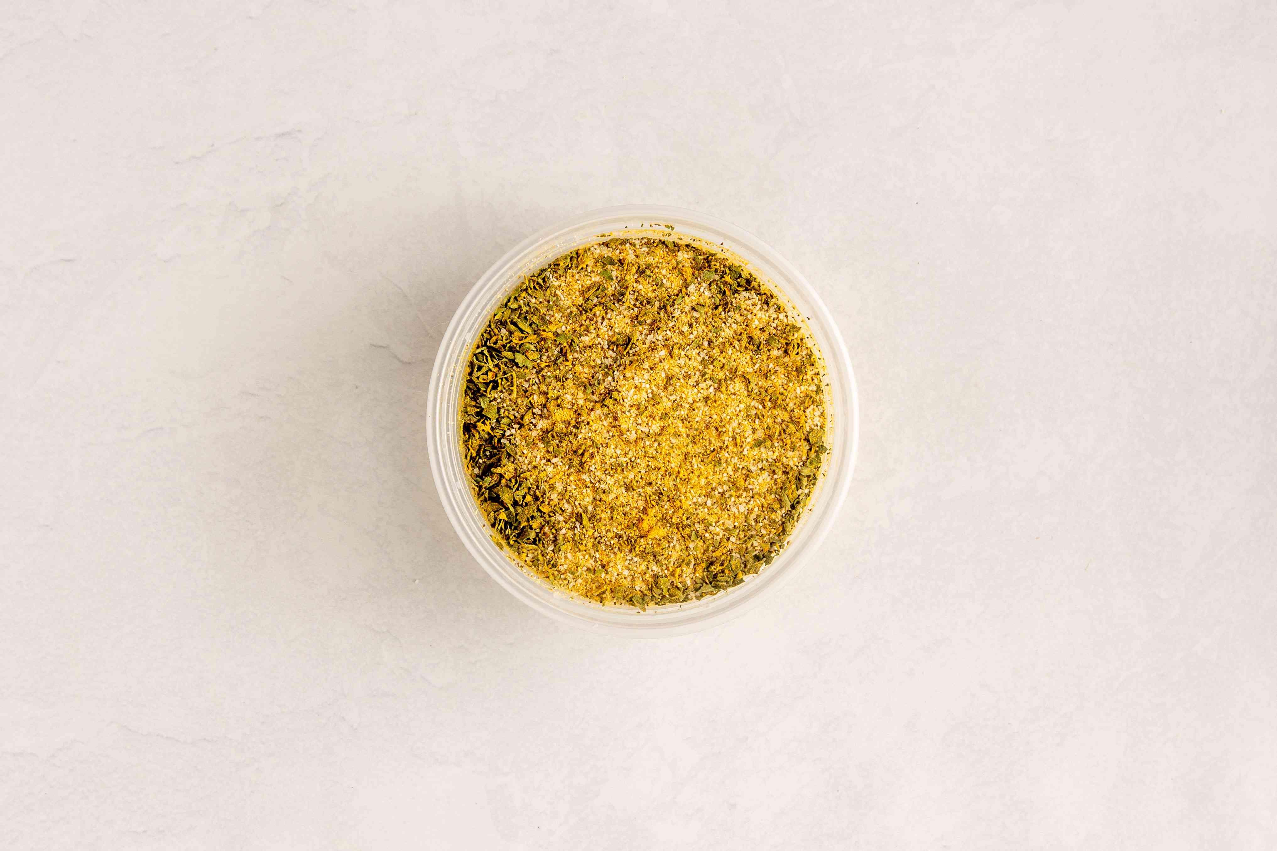 Adobo Seco Dry Rub Seasoning