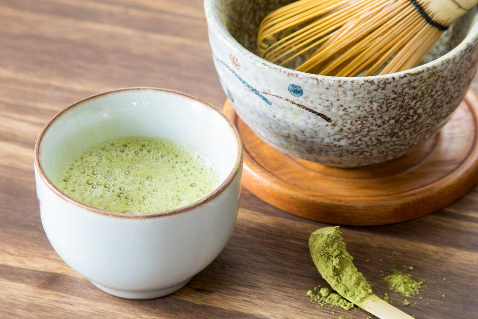 Homemade Matcha Tea