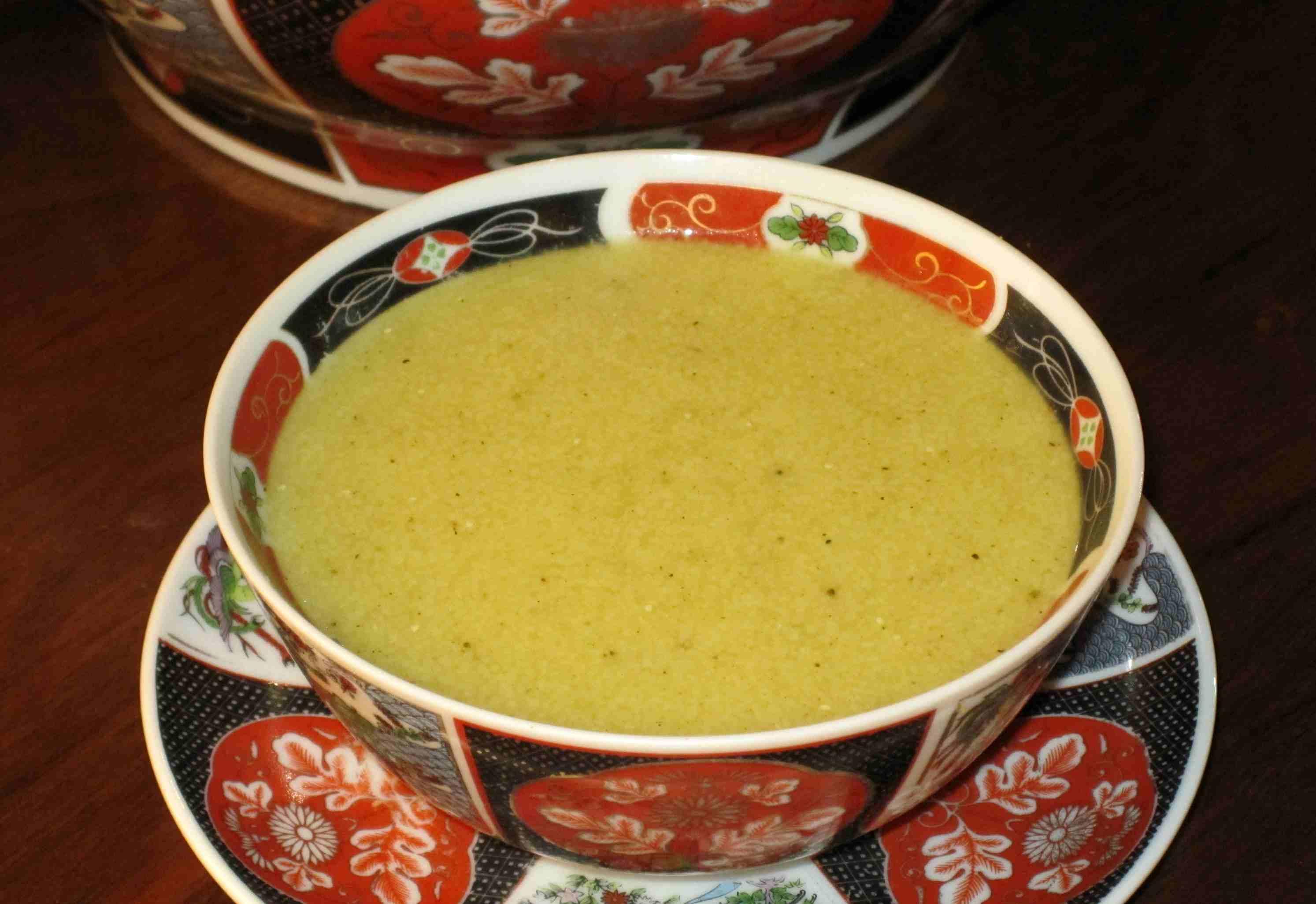 Semolina-Soup-with-Saffron