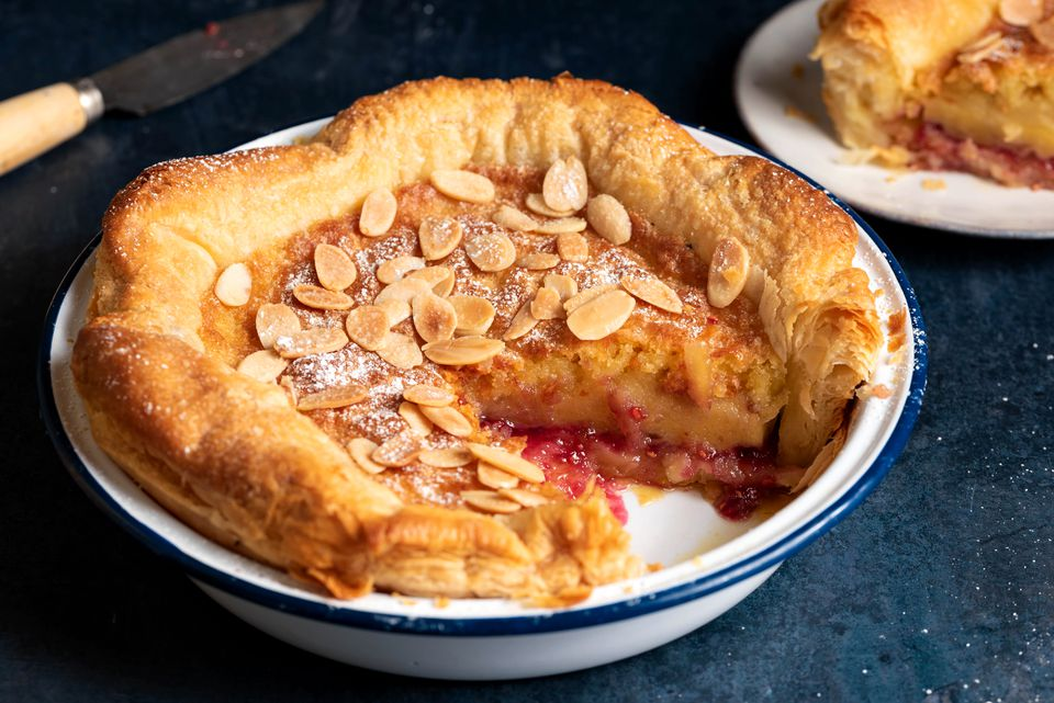 Traditional Bakewell Pudding