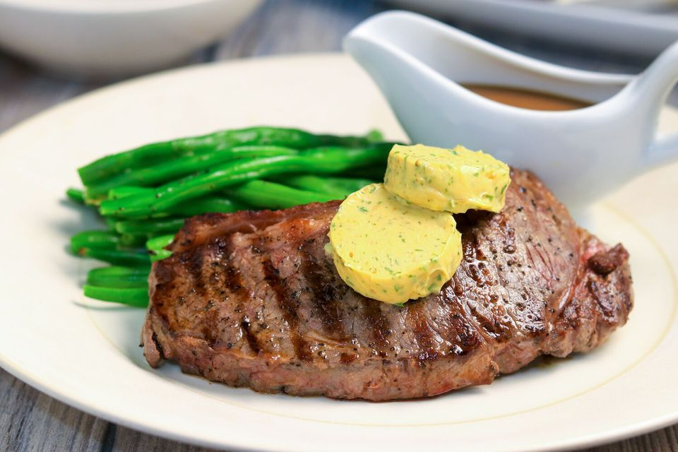 Steakhouse Garlic Butter