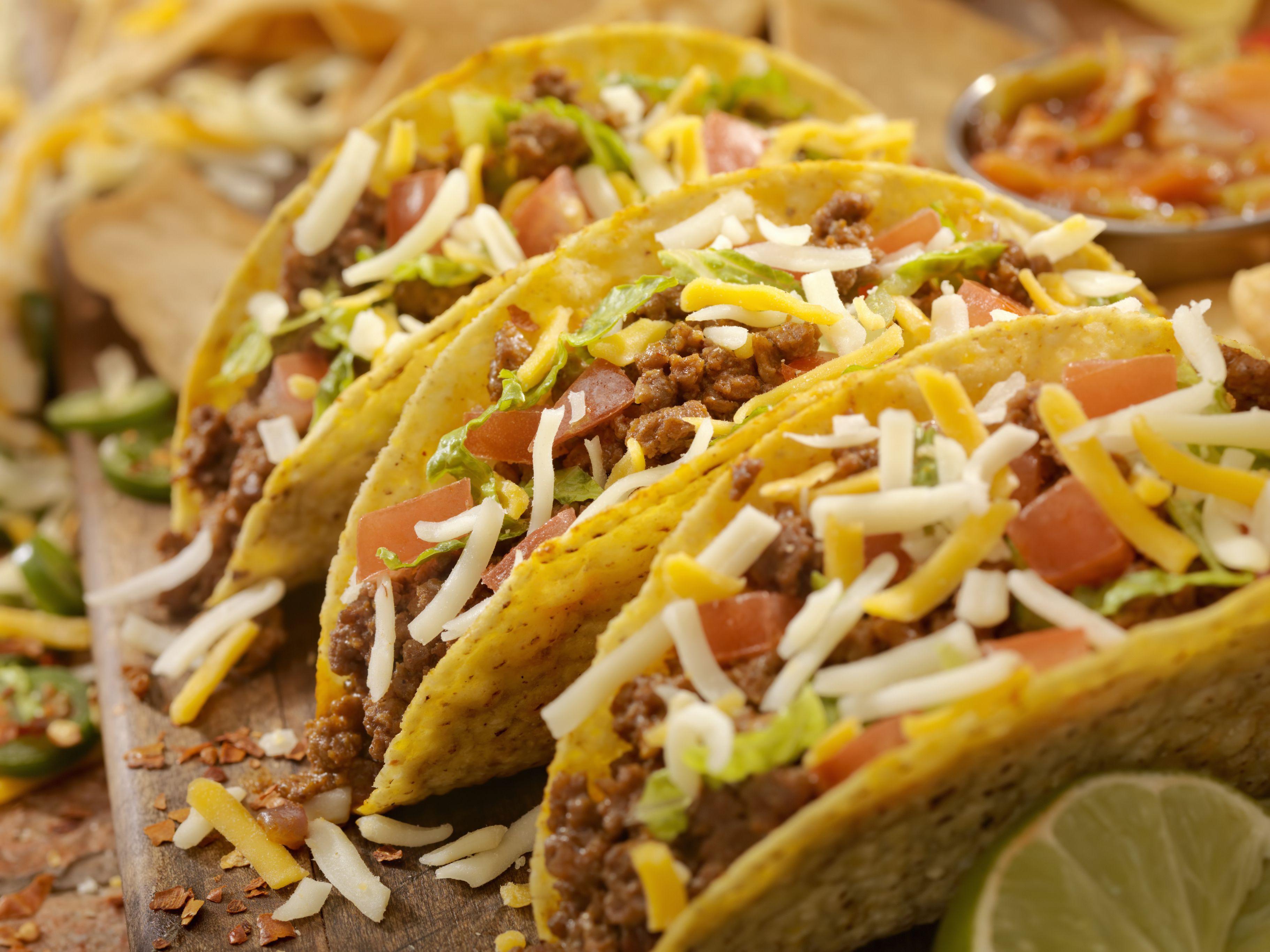Leftover Meatloaf Tacos